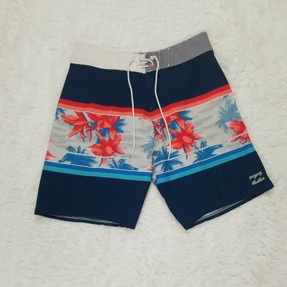 Billabong Platinum PX2 TAJ swim trunk Board Shorts